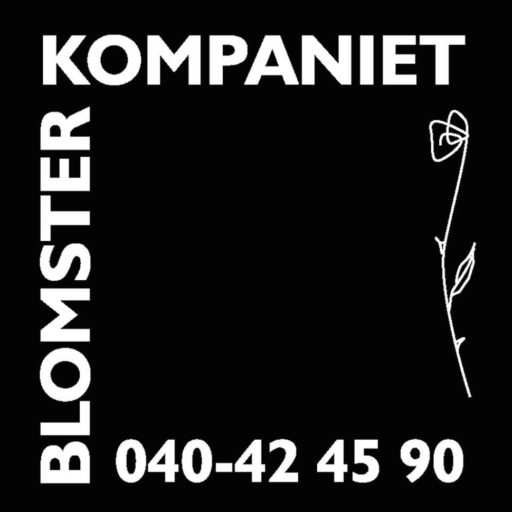 Blomsterkompaniet – blommor, inredning och presenter i dansk stil